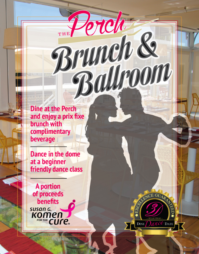 Brunch and Ballroom Las Vegas Downtown
